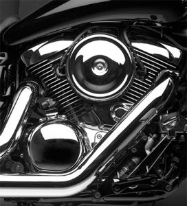 V-Twin motorcycle engine