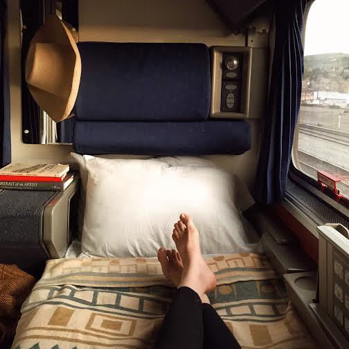 sleeping accommodations 101: roomette vs. bedroom