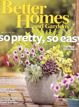 Better Homes & Gardens May Woman of Style