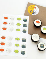 New Halloween Ticings Edible Sheets + Giveaway