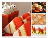 Crazy Over Candy Corn!