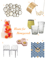 Pattern Study: Heavenly Honeycomb
