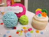 Sew Cute Guest Dessert Feature