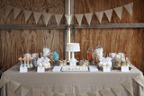 Horse Themed Guest Dessert Table