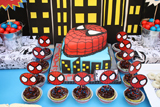 Amy Atlas Moment: Spiderman Party