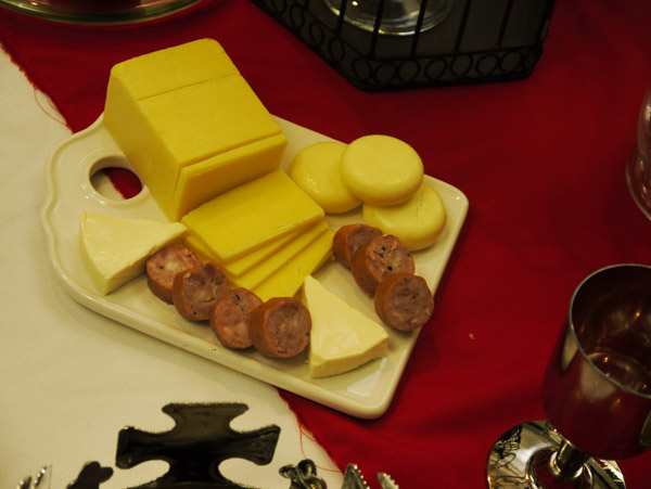 Medieval Feast Party for Kids