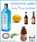 "Throw a Downton Abbey Gala…Grantham Style: The ""Lady Mary"""