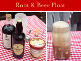 Drink of the Month: Root & {Guinness} Beer Float from Butter & Scotch