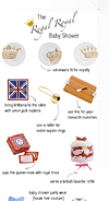 How to Throw a Regal Royal Baby Shower