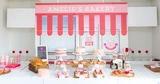Bake Shop Dessert Table