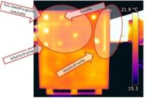 Immagine termografica IR2713