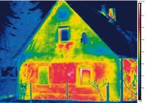 Drone per ispezioni termografiche