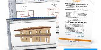 TermiPlan 2015 è dotato di Autodichiarazione di Conformità come previsto dal D.P.R. 2 aprile 2009 n.59.