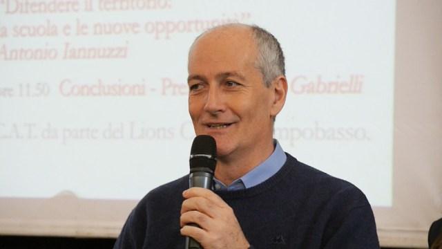 """Franco Gabrielli, Capo Dipartimento della Protezione Civile all'evento """"Conoscere il territorio per amarlo e proteggerlo"""""""