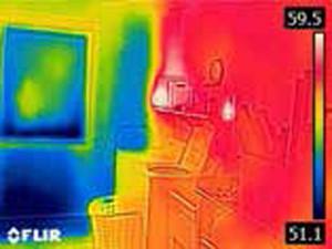 Verifica Isolamento Termico delle Pareti con FLIR C2