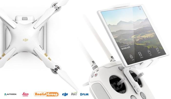 Soluzioni innovative con DRONE per Professionisti