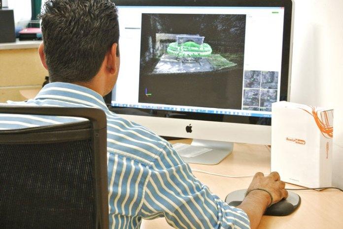 Z-Axis utilizza Pix4Dmapper per elaborazione di Nuvole di Punti e Modelli 3D