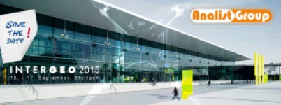 15-09-2015 / 17-09-2015 Intergeo 2015 Stuttgart, Germany