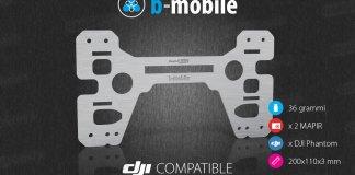 b-mobile per Phantom 3 e MAPIR per Agricoltura di Precisione