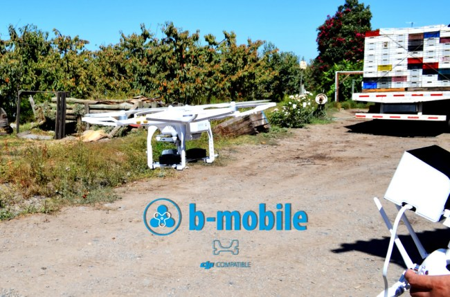 b-mobile Mapir for Phantom 2 and 3