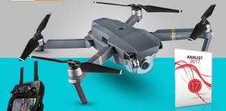 Tecnologie di rilievo con drone
