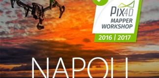 Corso Pix4Dmapper Napoli