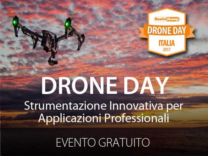 Seminari Gratuiti DRONE Topografia, Termografia, Rilievo incidenti e Agricoltura di Precisione