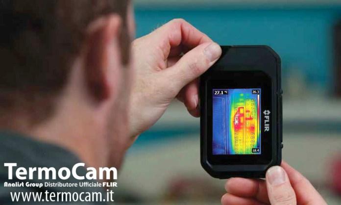 Offerta termocamera FLIR C3