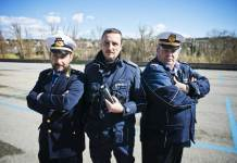 Polizia Municipale di Benevento - Rilievo incidenti stradali con drone