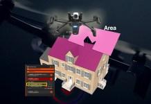 Rilievo tetti e facciate