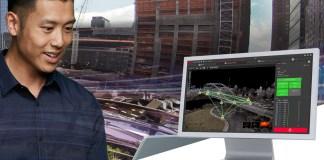 Leica Cyclone - Software di elaborazione di nuvole di punti 3D