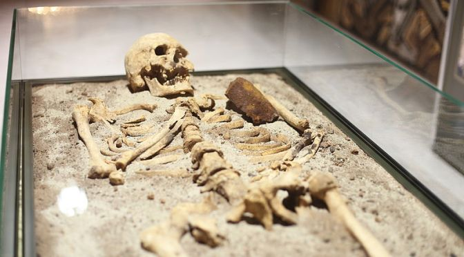 Vampire Tourism in Bulgaria and the Skeleton Discovery That Sparked It