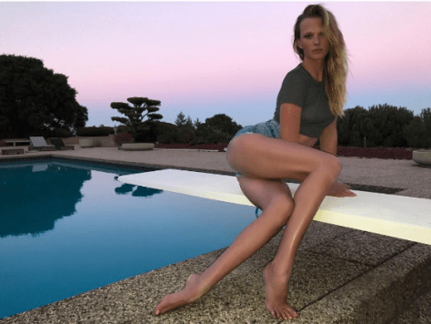 Anne Vyalitsyna is a model with a killer body.