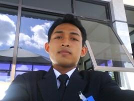 Me in Black