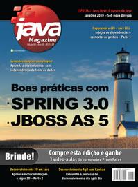 Artigo de Kanban na JavaMagazine