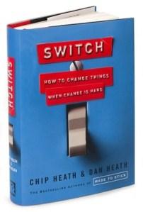 Capa do Livro Switch