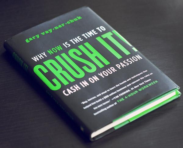Livro Crush it