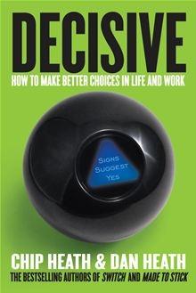 Livro Decisive