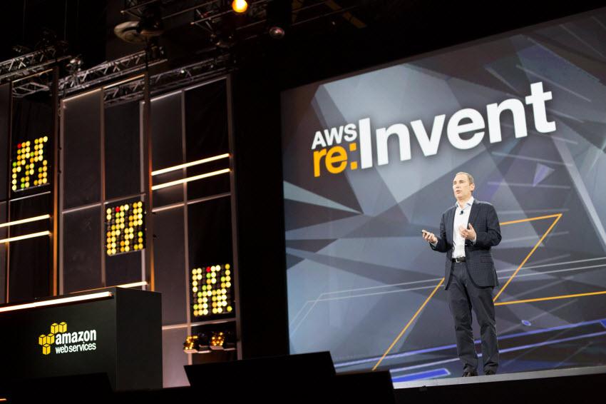 AWS re:Invent Novidades do Primeiro Keynote com Andy Jassy