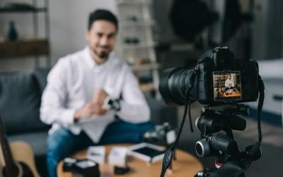As melhores câmeras para Vlogs