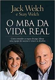 Livro MBA da Vida Real de Jack Welch