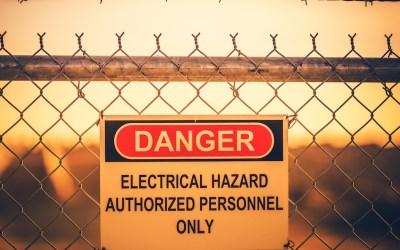 Elimine as cercas elétricas invisíveis