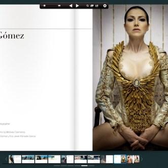 Mambo Magazine y Patry Gómez