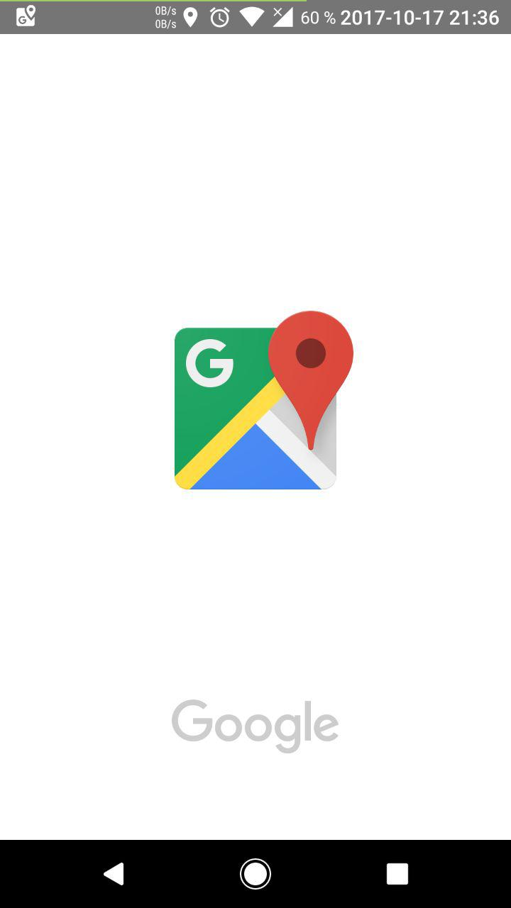 Compartir tu ubicación con Google Maps