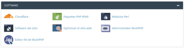 Cloudflare en cPanel y WHM