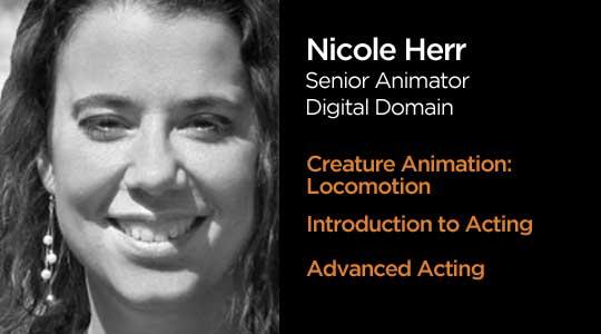 mentorpromo nicole herr 6 Animation Tips Every Creature Animator Should Know