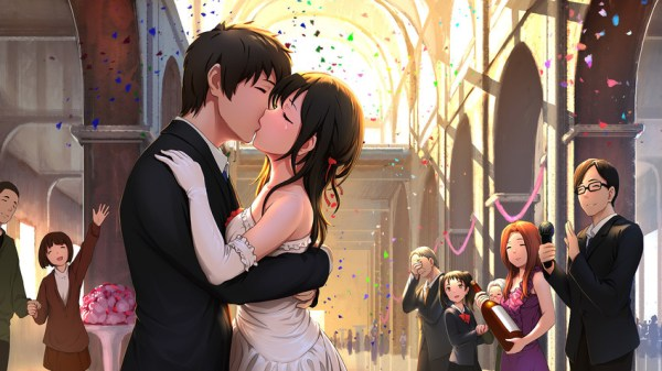 Kimi no Na Wa Wedding