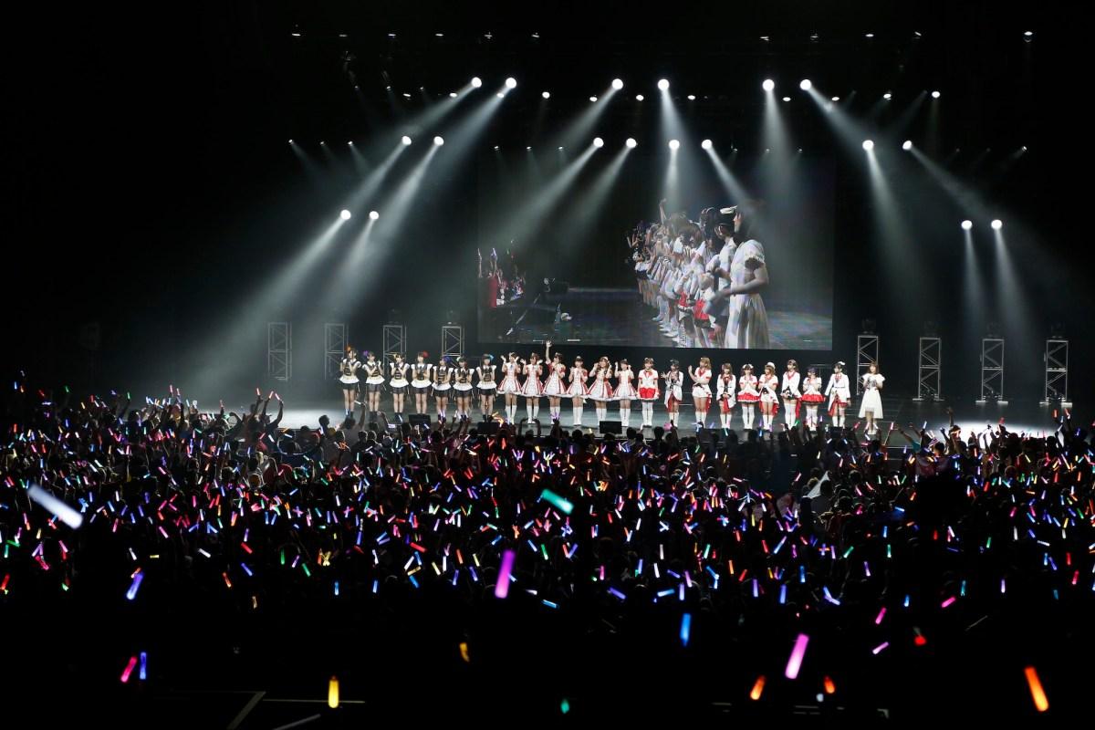 Anisong World Matsuri - Japan Kawaii Live Concert with idolm@ster, Wake Up Girls, Walkure, and Love Live's Aquors