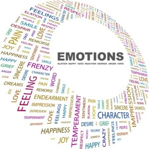 Emotionen. limbisches System, emotionales Gehirn