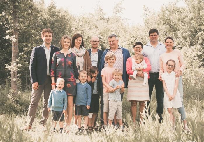 Alles met de wind :-) Familiereportage in juni